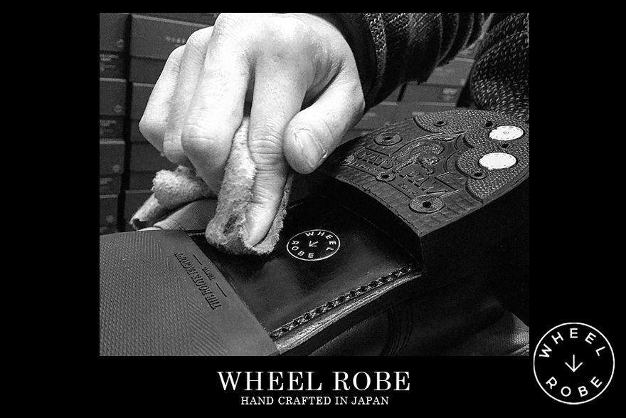 WHEEL ROBE
