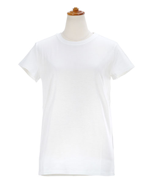 Tシャツ 汗じみ軽減&接触冷感 LOVEプリント Liala×PG
