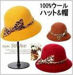 ハット&帽子