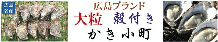 特大・大粒広島産ブランド殻付き「かき小町」