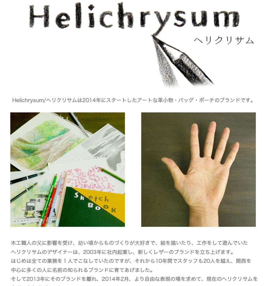 Helichrysum(ヘリクリサム)