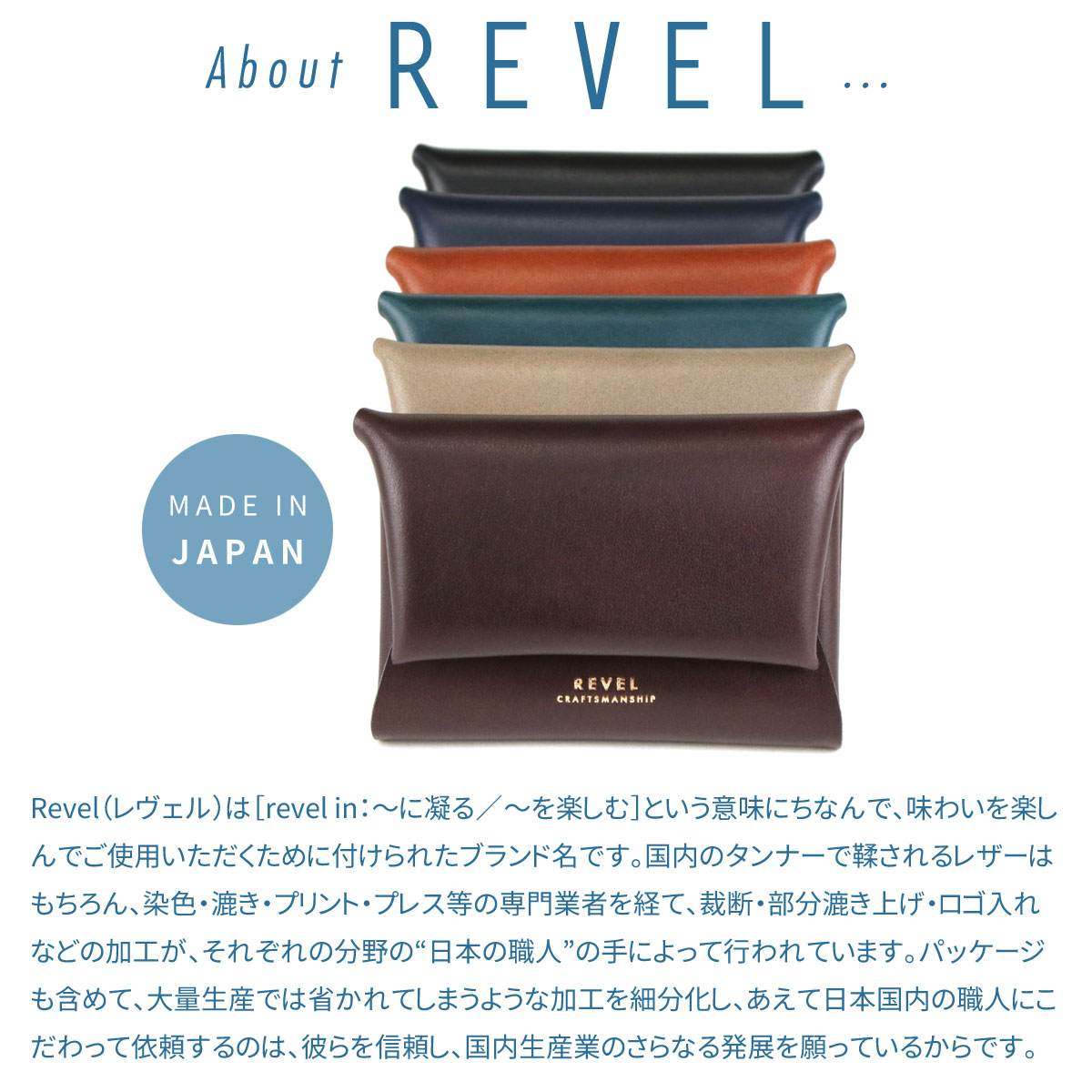 About REVEL …