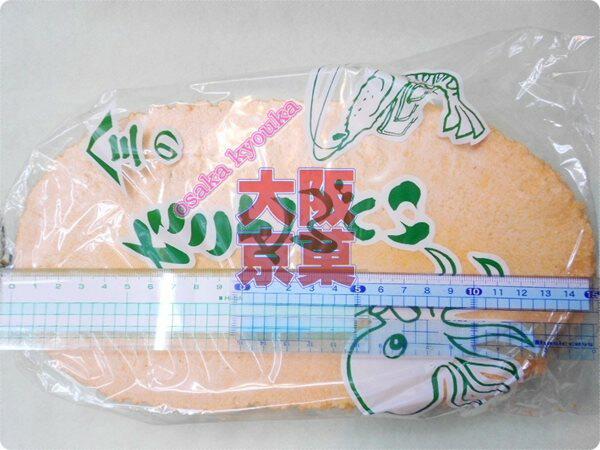 山三製菓20枚入り たこせんべい