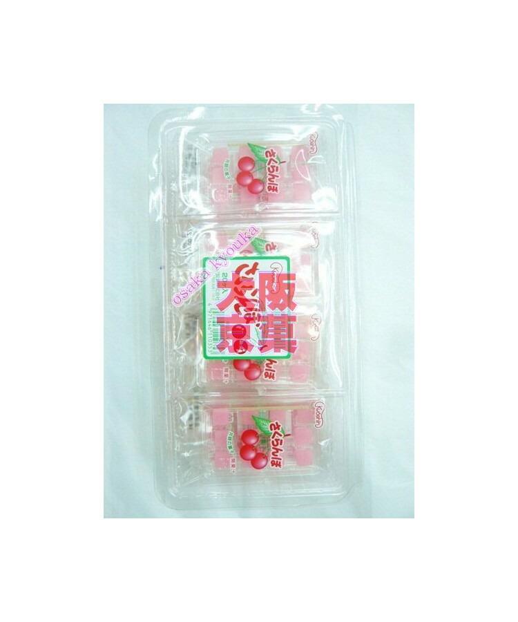 共親製菓12粒さくらんぼ餅