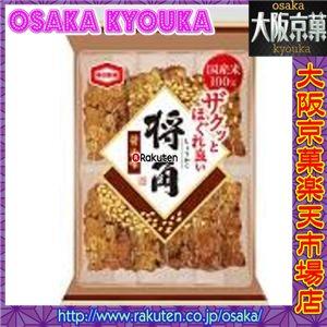 亀田 10枚 将角醤油味