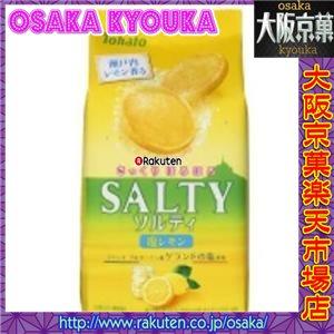 東ハト 10枚 ソルティ 塩レモン