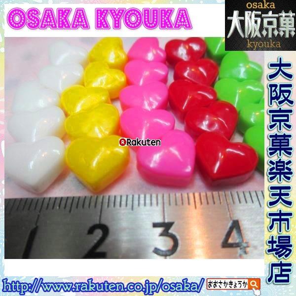 おかし企画 OE石井ニュー スモールハート 糖衣ラムネ