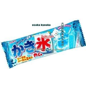 丸川 2本 かき氷ガムソーダ味