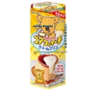 ロッテ 48G コアラのマーチクリームプリン>