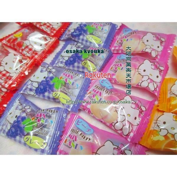 アミー食品ハローキティミックスキャンディ
