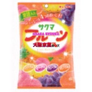 85Gフルーツミックスキャンデー