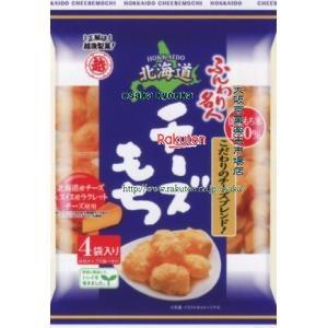 ZRx越後製菓 66G ふんわり名人北海道チーズもち×24個 +税 【xw】