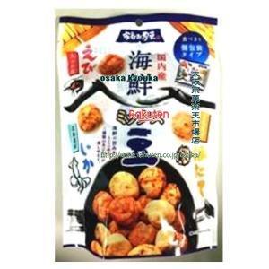 100g 家呑み専菓海鮮ミックス豆