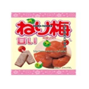 ZRx駄菓子 なとり9Gねり梅甘いCTF×20個 +税 【駄xima】