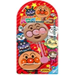 ZRx駄菓子 不二家 1本 アンパンマンペロペロチョコレート×12個 +税 【駄xitma】【メール便送料無料】