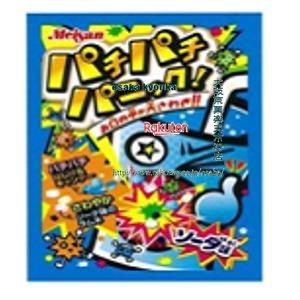 大阪京菓 ZRx駄菓子 明産5Gパチパチパニックソーダ×20個 +税 【駄xima】【メール便送料無料】