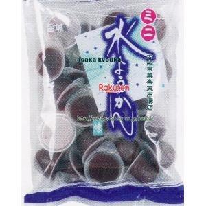 ZRx金城製菓 20個 ミニ水ようかん×48個 +税 【xr】