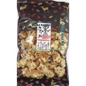 ZRx日進堂製菓 180G 黒豆らっか×10個 +税 【xeco】