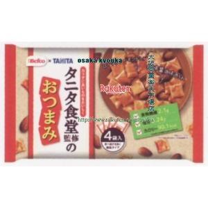 ZRxベフコ栗山米菓 84G タニタ食堂監修のおつまみ×48個 +税 【xr】