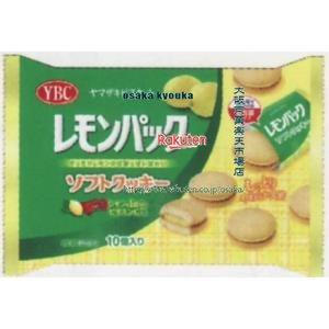ZRxヤマザキビスケット 10個 レモンパックソフトクッキー×96個 +税 【xr】