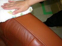 汚れがきれいに落ちた後は、水拭き・乾拭きしてよく乾燥させましょう。