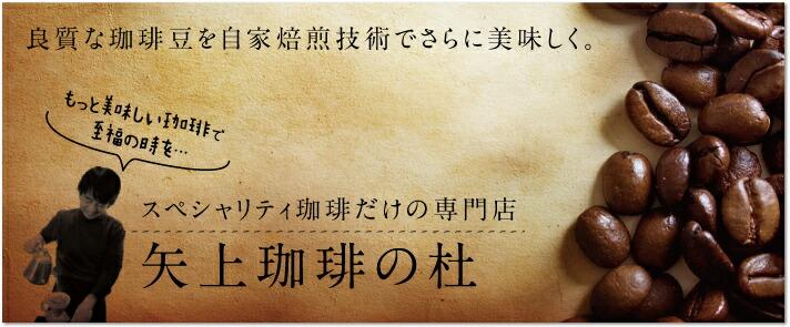 矢上珈琲の杜
