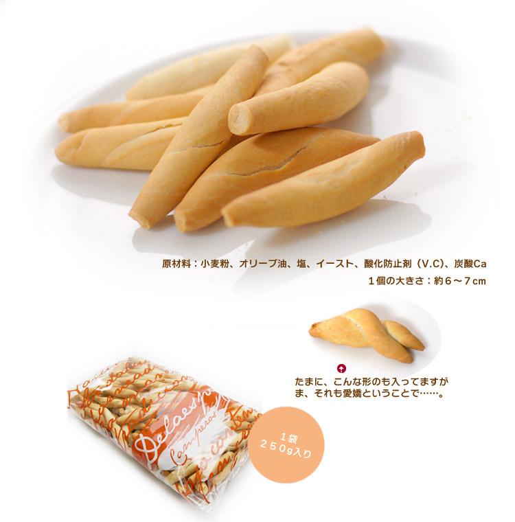 小指サイズの可愛いパン