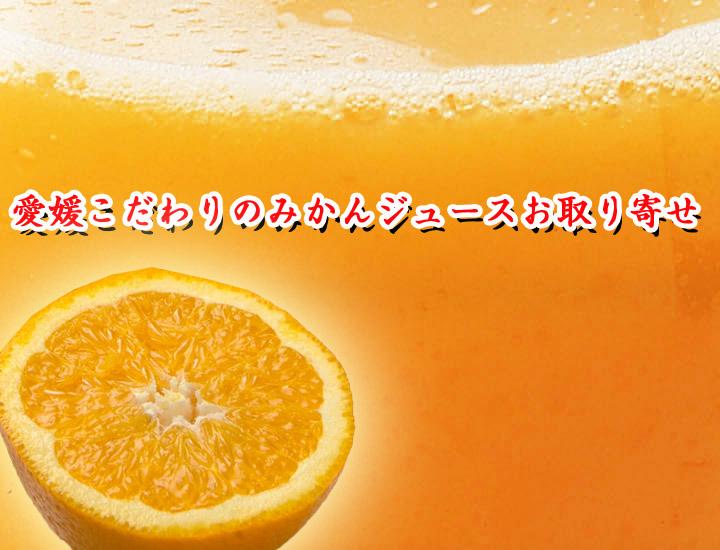 愛媛オレンジジュース詰め合わせギフト