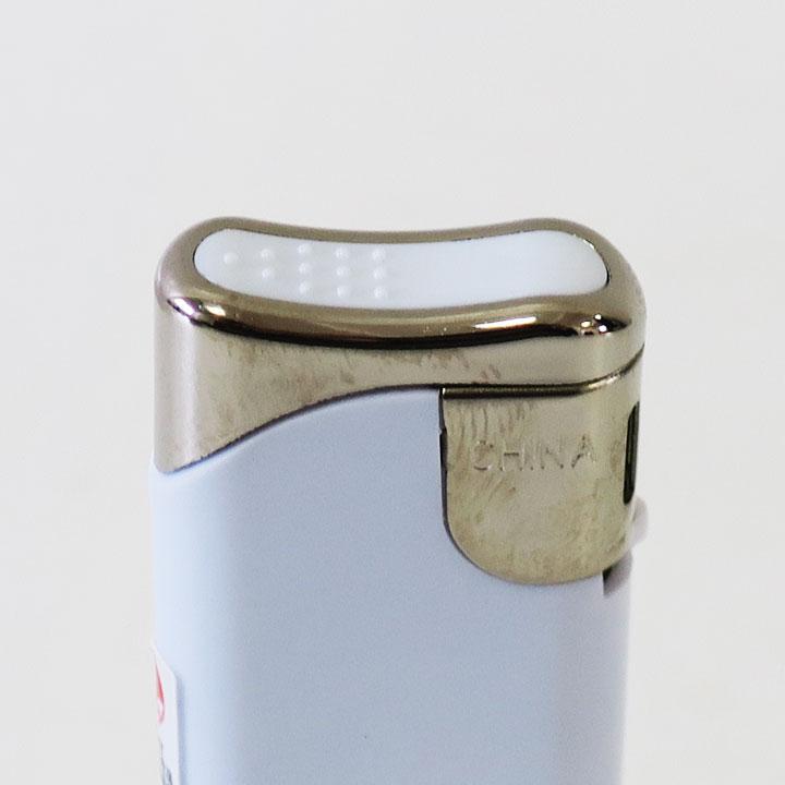 タイメリー使い捨てライター白ライター