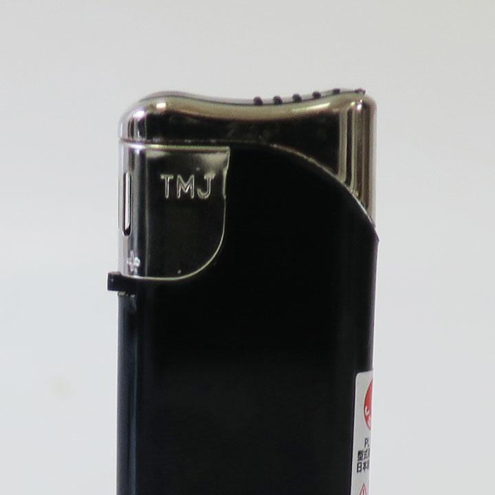 タイメリー使い捨てライター黒ライター