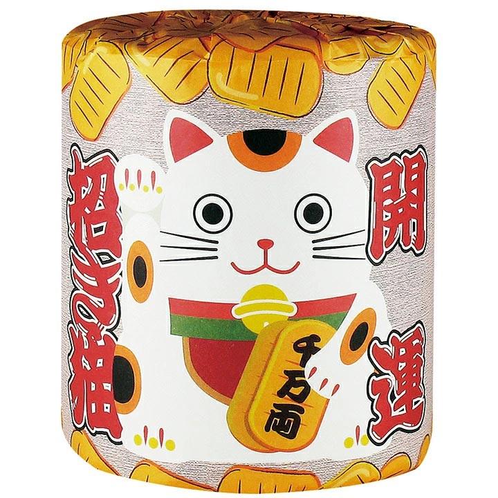 業務用招き猫トイレットペーパー
