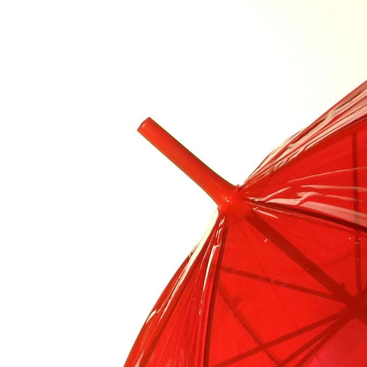 カラービニール傘