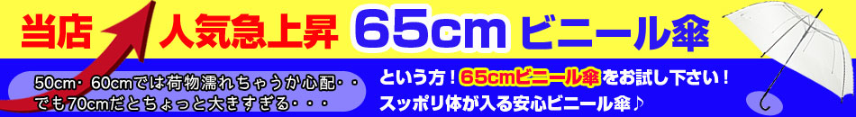 65cm傘