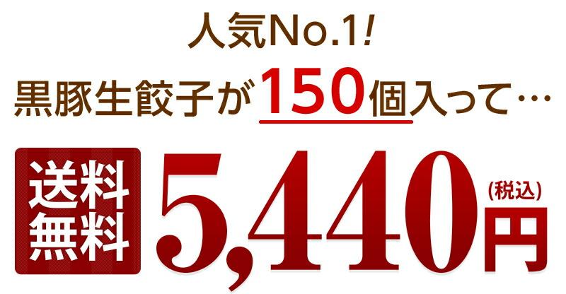 驚愕のメガ盛り餃子セット メガ盛り黒豚生餃子 2.5kg!