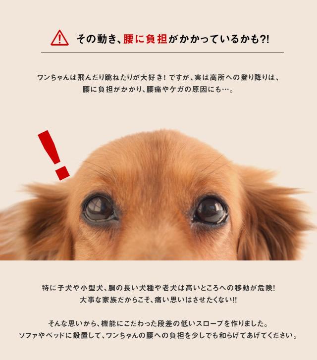 小型犬用スロープ 犬 階段 ドッグステップ ドッグスロープ