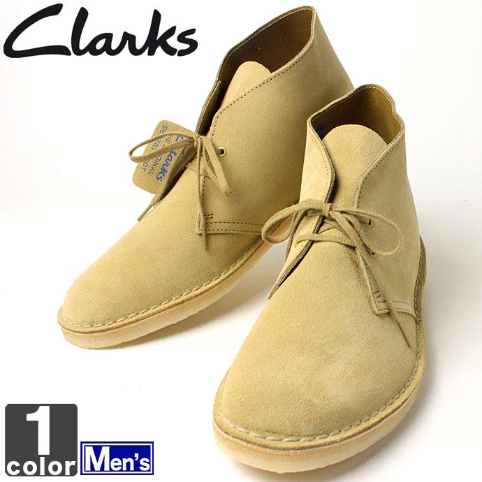 Mens Clarks Fashion Shoe