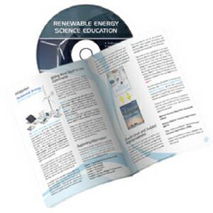 Power learning kit for magnesium Salt Water Fuel Cell Science Kit (FCJJ-34)