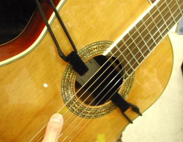 クラシックギターストラップ