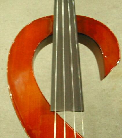 エレキバイオリン