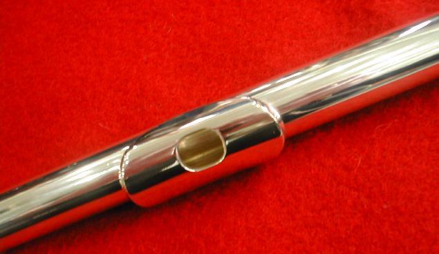 純銀製 リッププレート