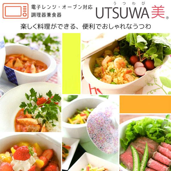 有田焼 電子レンジ・オーブン調理 耐熱食器 UTSUWA美