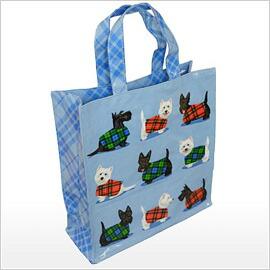 PVC BAG Mini Gusset Bag ビニールコーティング コットンバック ミニガセットバック