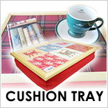 CUSHION TRAY