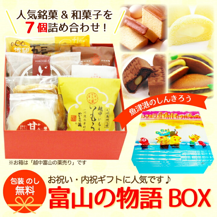 富山の物語ボックス小