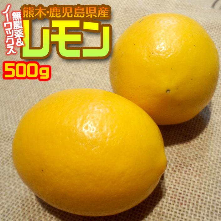 【無農薬&ノーワックス】熊本県産