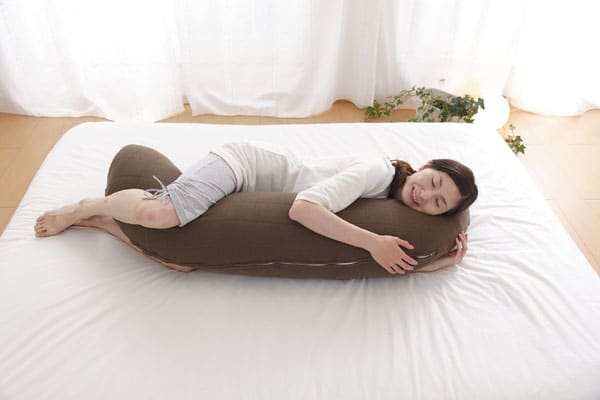 Passage(パサージュ)無添加6重ガーゼ さらふわ抱き枕 画像4