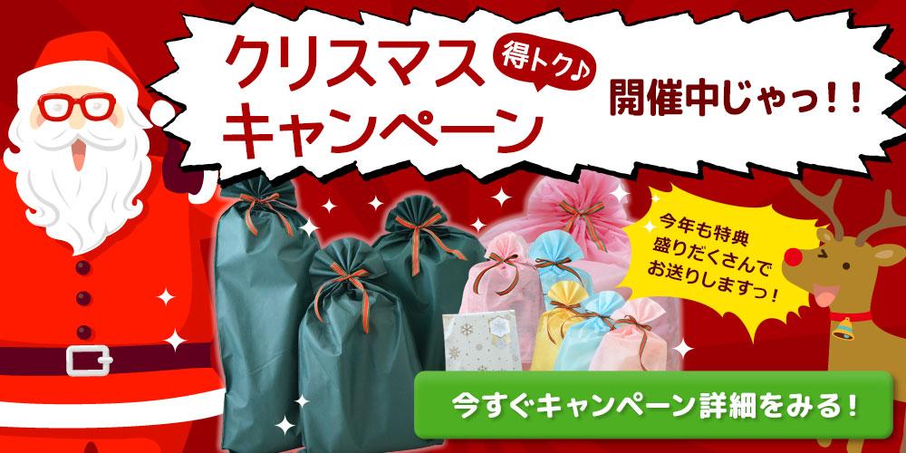 【クリスマスキャンペーン】