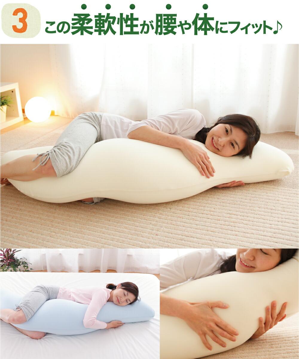 王様の抱き枕 Lサイズ 画像4