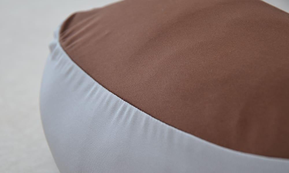 フランスベッド スリープバンテージピロー 安眠のための横向き寝抱き枕 ブラウン 画像12