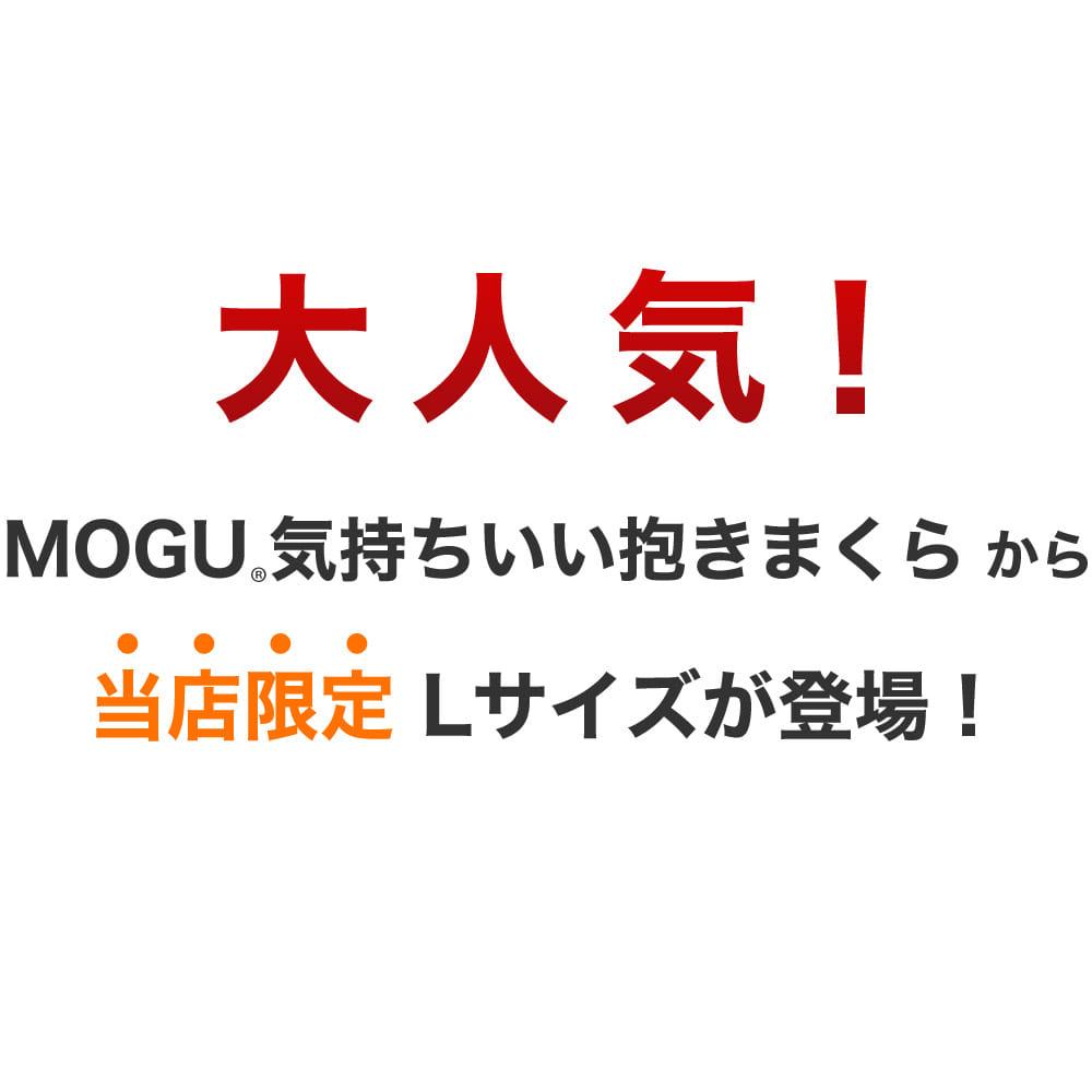 MOGU(モグ) 気持ちいい抱き枕  Lサイズ 画像2